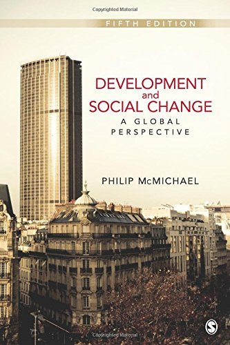 Development and Social Change: A Global Perspective Fifth Edition (Sociology for a New Century Series) by Philip Mcmichael (2012-02-02)