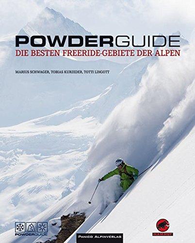 Powderguide: Die besten Freeride-Gebiete der Alpen -