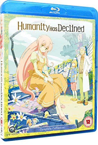 Humanity Has Declined - Complete Season One Collection (Blu-ray) [UK Import]