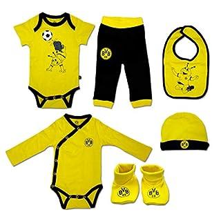 Borussia Dortmund BVB Baby Geschenkbox 6-teilig