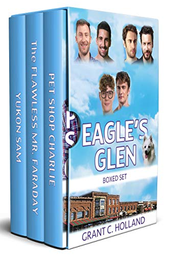 Eagle's Glen: 3 Book Box Set (English Edition)