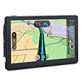 GPS Navigation for Car, 7 Inch Car GPS Updated 8GB Sat-Nav LCD Touch