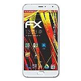 atFolix Schutzfolie kompatibel mit Meizu Pro 5 Bildschirmschutzfolie, HD-Entspiegelung FX Folie (3X)