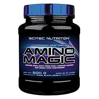 Scitec Nutrition Amino Magic Powder - 500 g, Apple