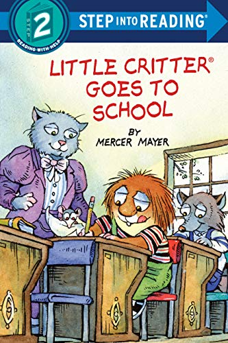 Little Critter Goes to School (Step into Reading) (English Edition)