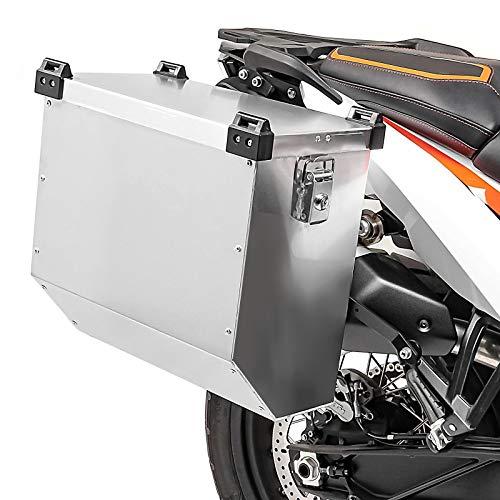 Maleta Lateral Aluminio Motos Suzuki V-Strom 650