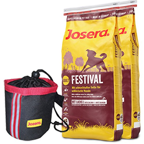Josera 2 x 15 kg Festival - 15kg Mit Josera Festival Lachs