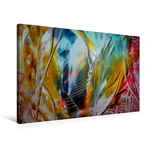 Premium Textil-Leinwand 75 cm x 50 cm quer, Entwicklungen | Wandbild, Bild auf Keilrahmen,...