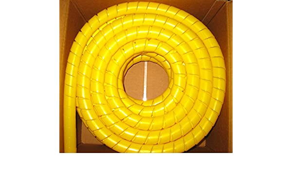 Hydraulic Hose Spiral Wrap Guard Potection 30-38mm JCB Forestry Tractor digger 1 meter