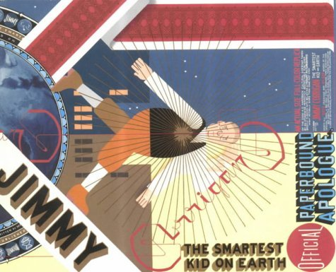 Jimmy Corrigan: The Smartest Kid on Earth by Chris Ware (22-May-2003) Paperback