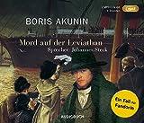 Mord auf der Leviathan (MP3-CDs): Ein Fall für Fandorin - 2 MP3-CDs mit 525 Min - Boris Akunin (Autor)