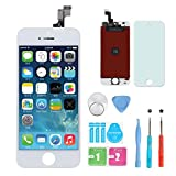 Best Iphone 5s Screen Repair Kits - HSX Z LCD Display Touch Screen Replacement Digitizer Review