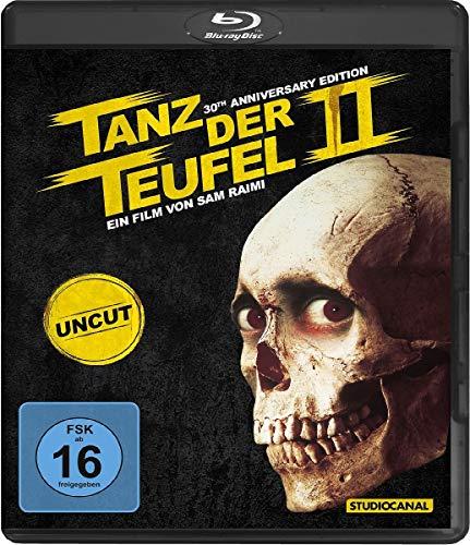 Tanz der Teufel 2 - Uncut [Blu-ray]