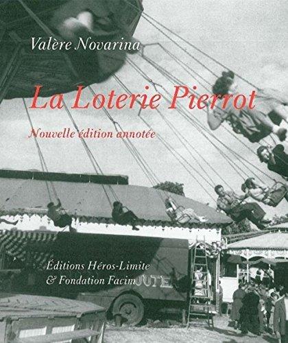 La Loterie Pierrot par Valère Novarina