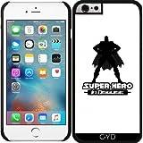 Coque pour Iphone 6 (4,7 '') - Super-héros Sous Un Déguisement by Adamzworld