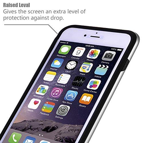 Sofort lieferbar tinxi® 2 Stücke Silikon Schutzhülle für Apple iPhone 6/6s 4.7 zoll Hülle Silicon Rückschale Cover Case Etui hellgrüne Eule sowie viele Eulen in blau Dunkelblau
