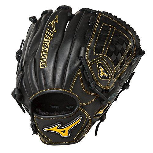 Mizuno MVP Prime Baseball Handschuh, Unisex, schwarz, 29 cm -