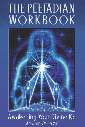 Portada del libro The Pleiadian Workbook: Awakening Your Divine Ka: Awakening Your Divine Karma by Amorah Quan-Yin (15-Nov-1995) Paperback