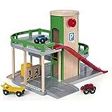 Brio - Parking para vehículos de juguete (33204)