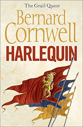 Harlequin (The Grail Quest, Book 1) por Bernard Cornwell