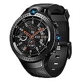 Zeblaze Smartwatch, LTE Orologio Intelligente Multifunzione Supporta Due Fotocamere 5MP+5MP Videochiamata Fitness Frequenza Cardiaca 12 Modalità di allenamento con MP3 Stile Business e Elegante