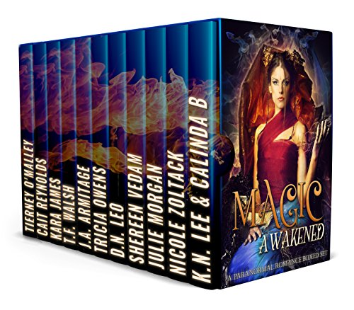 magic-awakened-a-paranormal-romance-boxed-set-english-edition