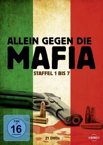 Bild von Allein gegen die Mafia - Staffel 1-7 (21 Discs)
