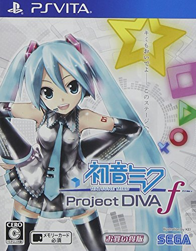 Hatsune Miku -Project DIVA- f [Best Price Version]