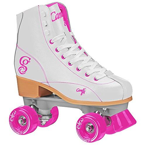 Roller Derby RD Classic Figure Retro Rollerdisco Quad Skates Rollschuhe Candi Sabina (US 9 / EU 41,5) -