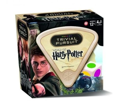 Trivial Pursuit - World of Harry Potter!! Une nouvelle torsion sur le jeu classique de Trivial Pursuit! (Les questions sont en anglais)