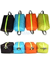 ELECTROPRIME Waterproof LIGHTWEIGHT Travel Luggage Clothes Shoes Storage Bag Toiletries Pouch