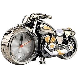 MOTUS DESKTOP MOTORCYCLE BIKER QUARTZ TABLE WATCH G1
