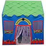 Playhood - Play Tents For Kids (Age upto 6 Years) (Green House)