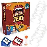 Hasbro Spiele C2018398 - Klartext, Partyspiel