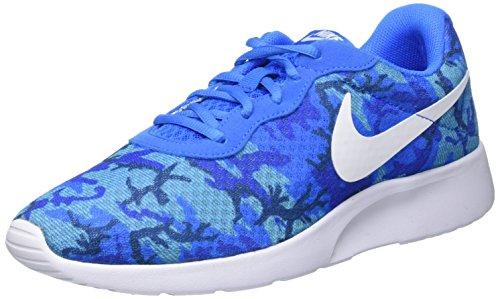 White Bl Photo da Corsa Tanjun Gm Print Nike Scarpe Gmm Multicolore Blue Uomo Ryl qnFpwz