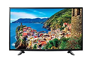 "LG 49UH603V TV LED 49"" Ultra HD 4K Schermo IPS, HDR Pro, Smart TV webOS 3.0, Wi-Fi Integrato Europa Black"