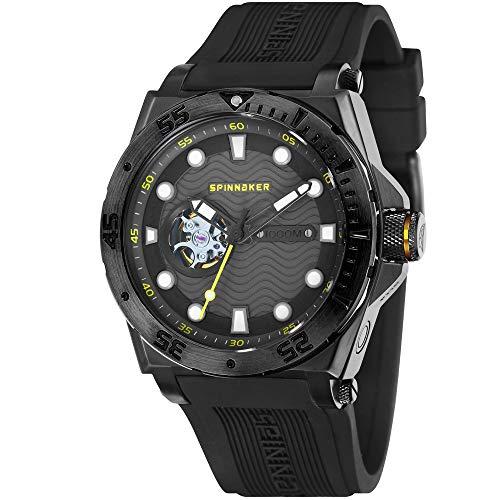 Montre Homme - Spinnaker - Gamme Pro Diver - Overboat - Automatique - 43mm - 1000 Mètres - SP-5023-0G