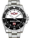 Bundesheer Österreich Armee Motiv Uhr - Armbanduhr 1050