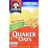 Quaker Classique Céréales à l'Avoine 550 g - Lot de 4