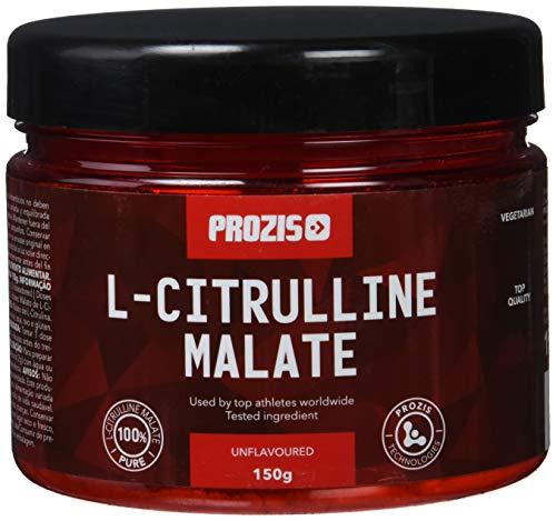 Prozis L-Citrulline Malate 150g - Complemento de Aminoácido - Estimulante para el Rendimiento...