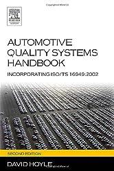 Automotive Quality Systems Handbook: ISO/Ts 16949:2002 Edition: ISO/TS 16949