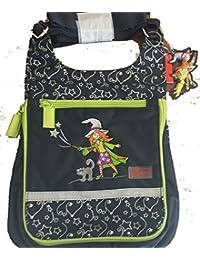 Sigikid 23590 - sigikid - Bags Umhängetasche, Hexe Hixi