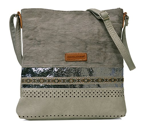 David Jones - Sac souple Porté Travers ou Epaule -...