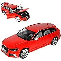 Suchergebnis Auf Amazon De Fur Audi Rs6 Modellauto Spielzeug