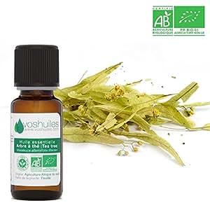 Huile Essentielle BIO d'Arbre à thé (Tea tree) - 10ml