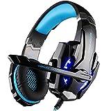 Best Auriculares para juegos para PCs - VersionTech Auriculares Gaming Estéreo para PS4 Nuevo Xbox Review