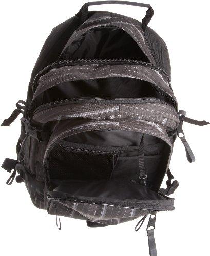 Eastpak Rucksack Volker, black, 35 liters, EK207471 Grey Pinstripe