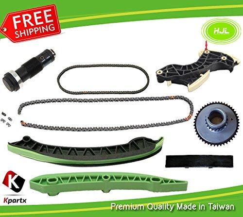 Timing Kette Kit Fit M271CGI-Turbo C250W204SLK250 (Mercedes C250 Turbo)