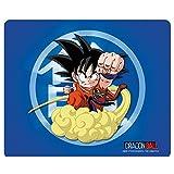 Dragonball - Mausmatte Mauspad - Son Goku - 23 x 19 cm