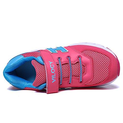 Vilocy patins à roulettes pour enfant rose eUR 31–40 sport bleu rose bonbon